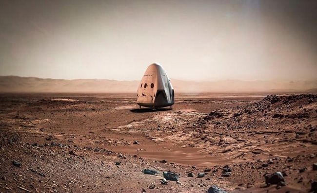 Spacex mars and plans
