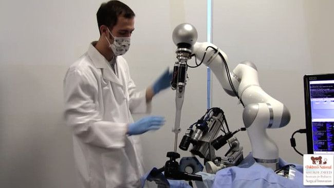 robots in surgical procedures essay Anesthetic care of the patient for robotic been approximately 80,000 robotic assisted surgical procedures anesthetic care of the patient for robotic surgery 970.