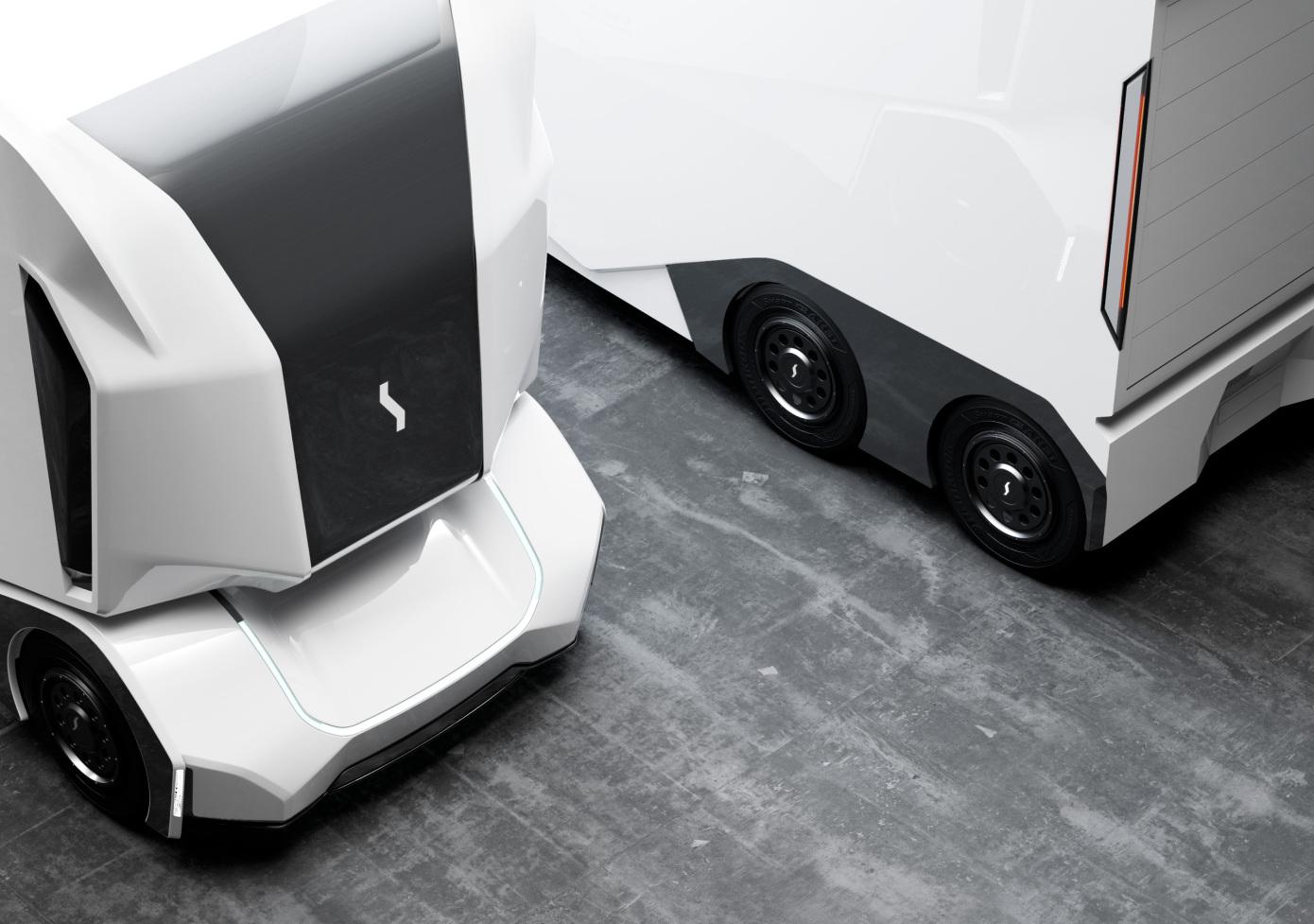 Einride привлекает еще $10 млн, чтобы ускорить выпуск своих автономных электрогрузовиков