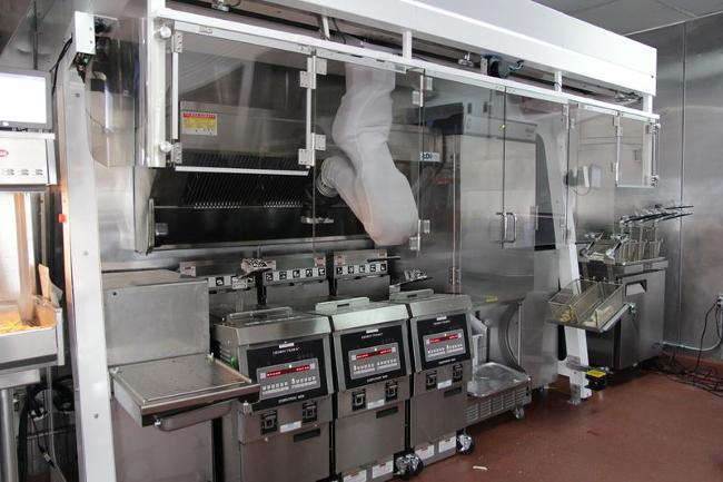 Miso Robotics предлагает робота, который уметь готовить на гриле, за $30 тыс