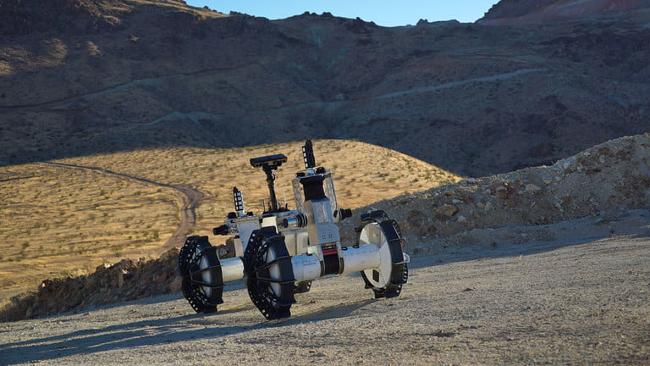 NASA разрабатывает разделяющийся марсоход-трансформер для исследования далеких планет