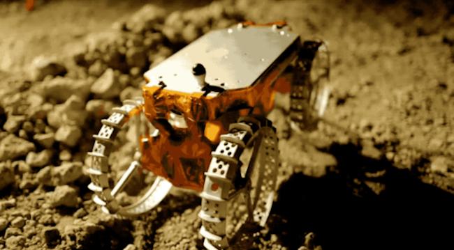 Astrobotic вместе с Bosch и WiBotic разработает беспроводную зарядку и ИИ-навигацию для мини-лунохода