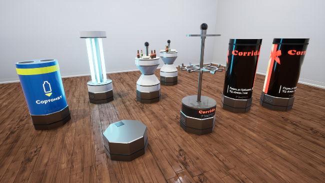 Разработчики Пермского Политеха создали универсальную платформу для сервисных роботов