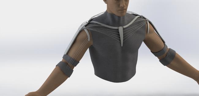 В Университете Иннополис создают робототехнические системы на основе скручивания нитей для физической помощи человеку