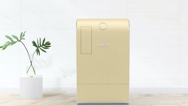 Робот Lasso упростит переработку бытовых отходов