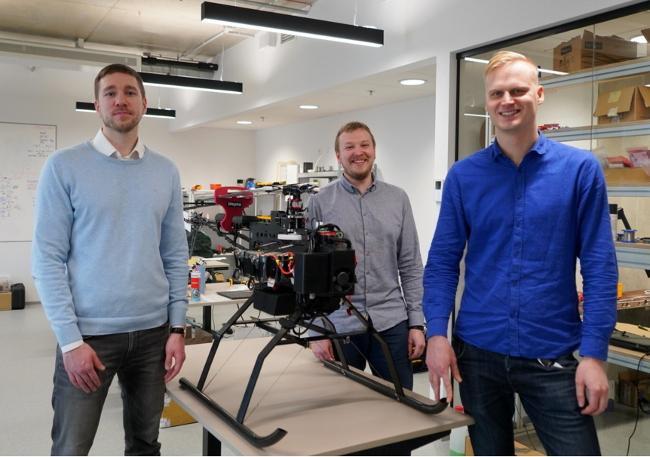 Hepta Airborne привлекает €2 млн на развитие своих решений для проверки и анализа линий электропередачи с помощью дронов