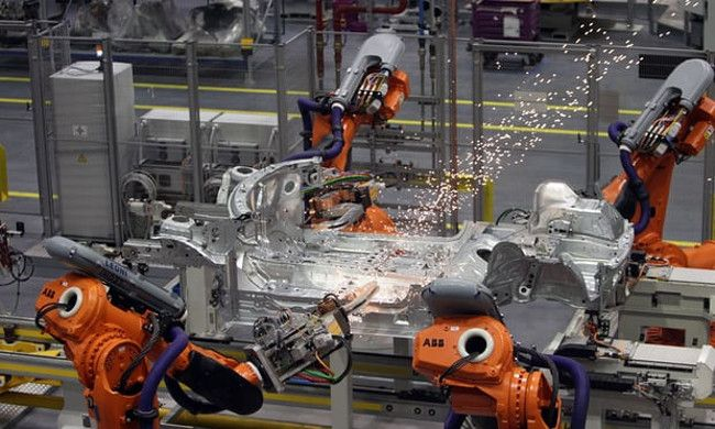 Маркетинговое исследование рынка робототехники