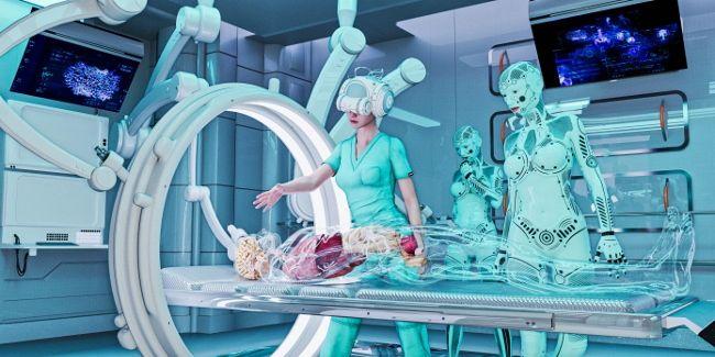 Обзор инновационной деятельности в сфере медицинской робототехники