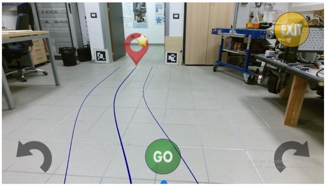 RoboEYE - полуавтономная инвалидная коляска управляемая взглядом