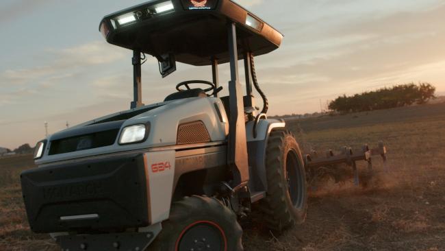 Разработчик автономных тракторов Monarch Tractor привлек 20$ млн