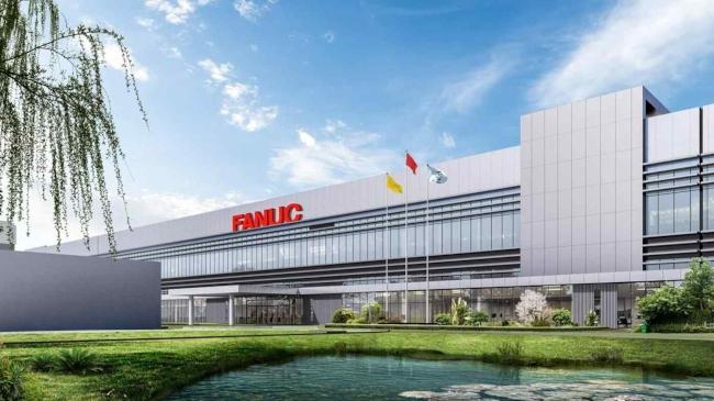 Fanuc расширит производство роботов в Китае