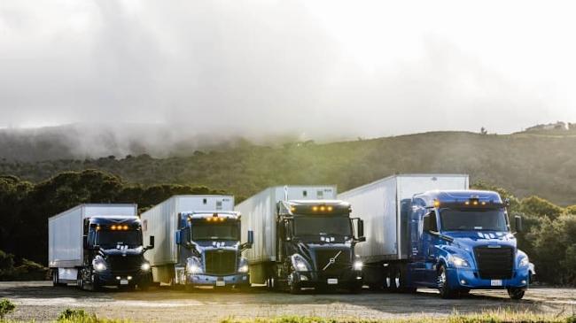 AB InBev и Werner Enterprises тестируют беспилотные грузовики от Embark